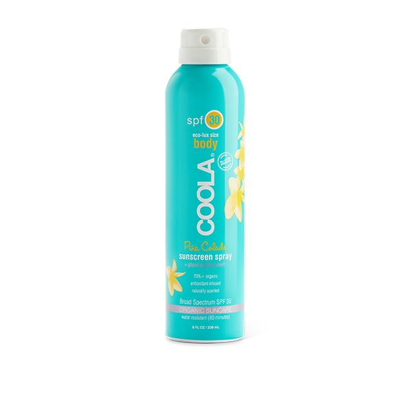 Classic Body Organic Sunscreen Spray SPF 30