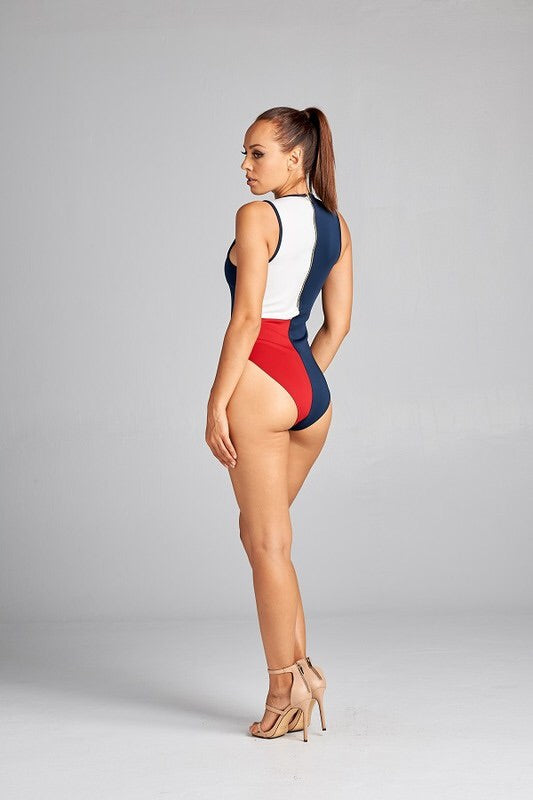 Fire Works Swimsuit