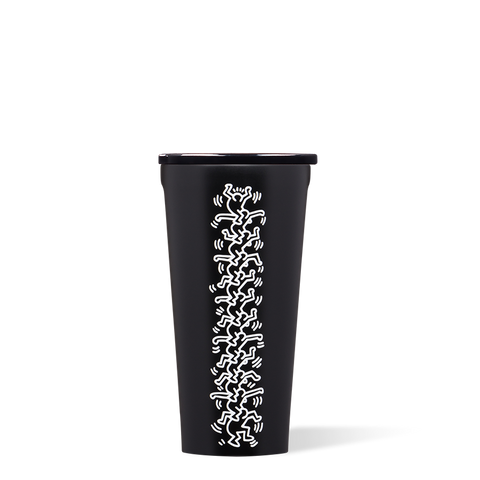Termo CorkCicle Keith Haring Tumbler People Stack