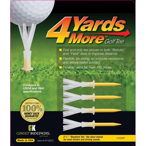 Tees 4 Yards More 2 3/4''