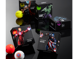 Pelotas Volvik Marvel 4 Pack Spider-Man