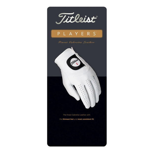 Guante Titleist Players