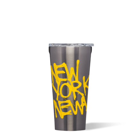 Termo CorkCicle Basquiat Tumbler  York New Wave