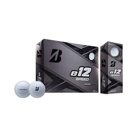 Pelotas Bridgestone e12 Speed