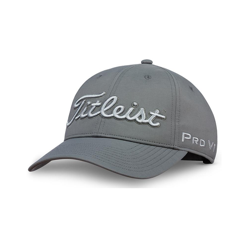 Gorra Titleist Tour Performance Charcoal Collection