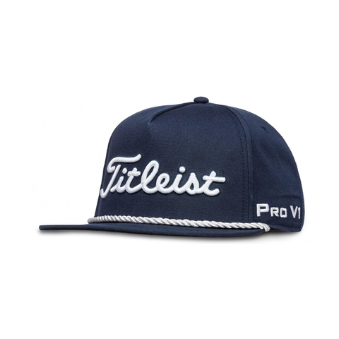 Gorra Titleist Tour Rope Flat Bill