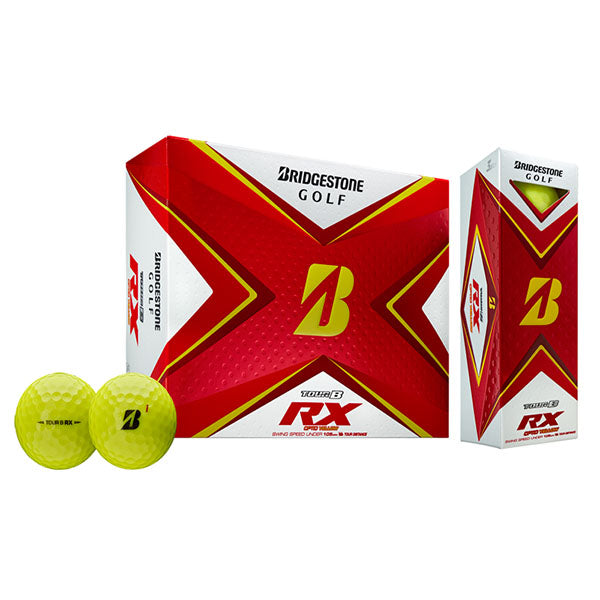 Pelotas Bridgestone Tour B RX Yellow