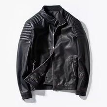 Leather men jacket 2020