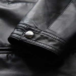 Leather Jacket 2019 Men