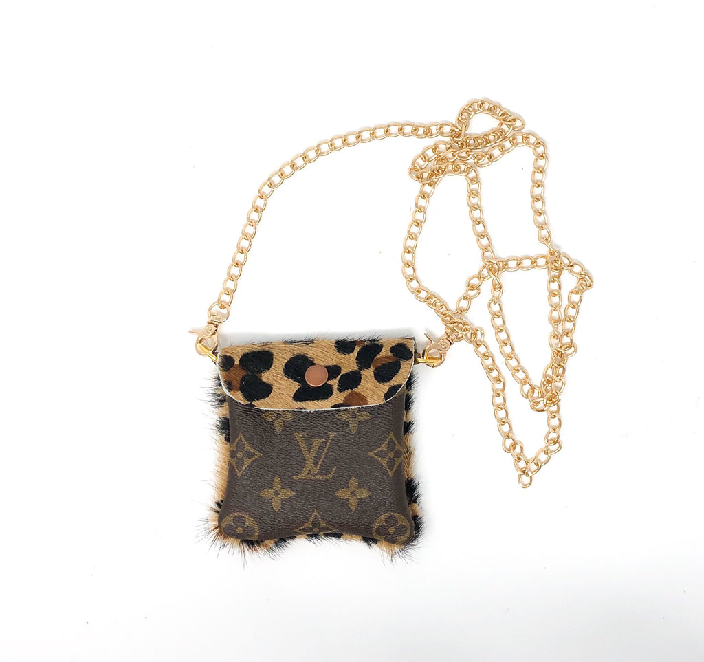 Cheetah Girl Crossbody