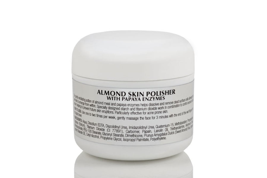 Almond Skin Polisher - Essence de Beauté