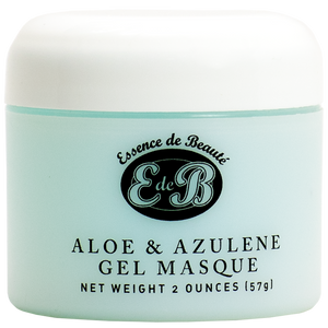 Aloe and Azulene Gel Masque - Essence de Beauté