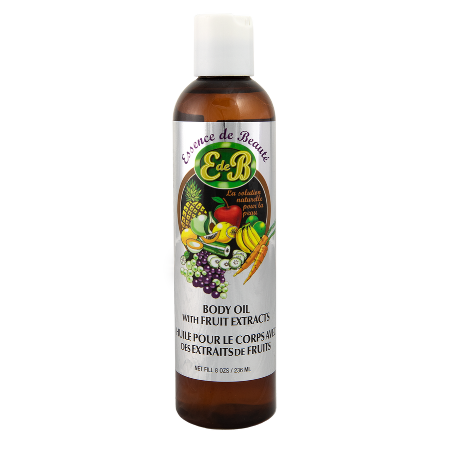 Body Oil with Fruit Extracts