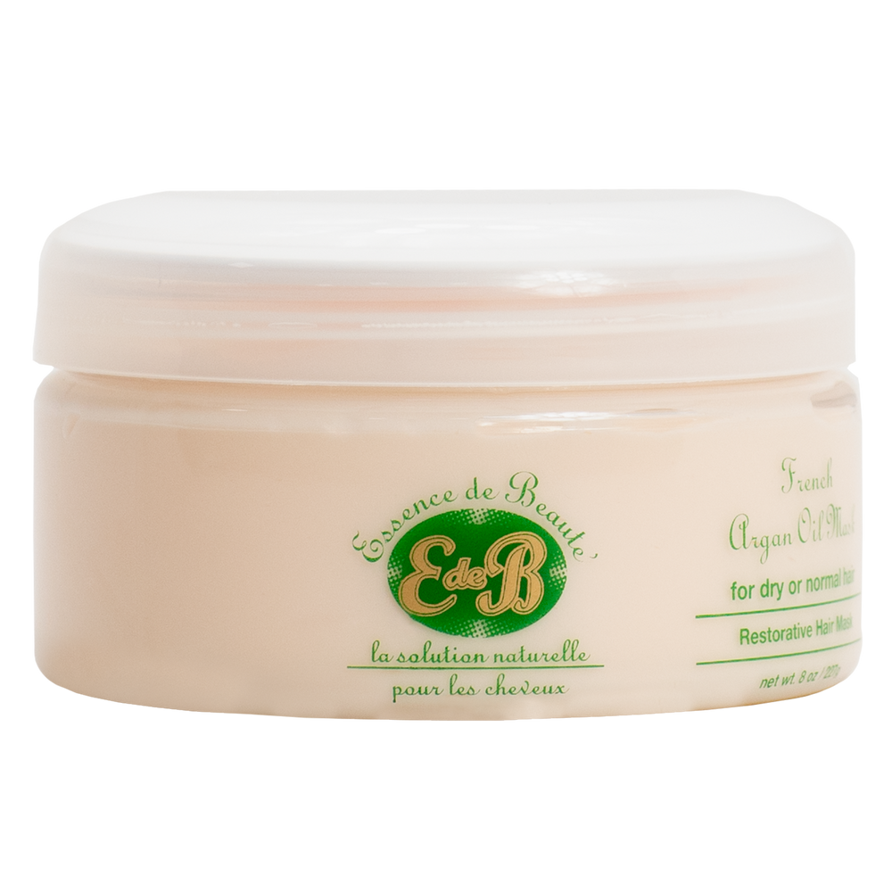 French Argan Oil Masque - Essence de Beauté