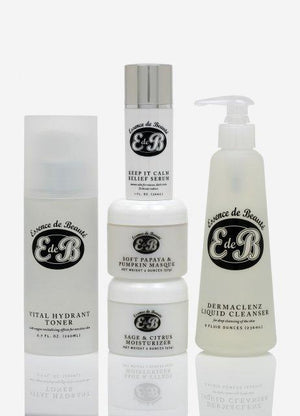 Set of 5 Oily Skin - Essence de Beauté