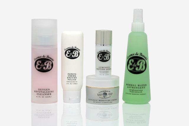 Skin Oxygenating Set - Essence de Beauté