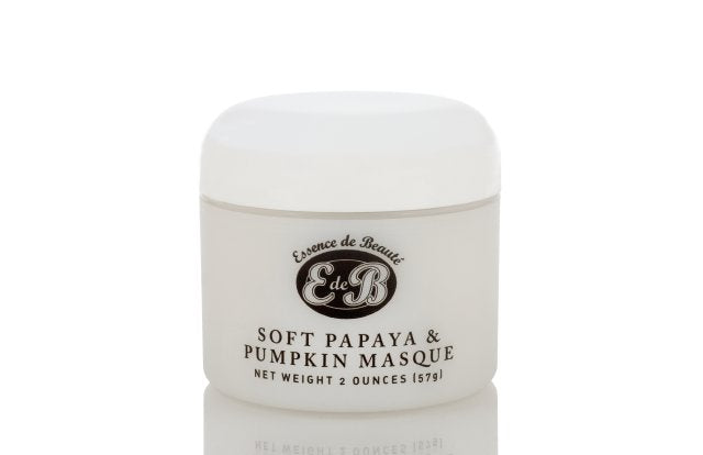Soft Papaya & Pumpkin Masque - Essence de Beauté
