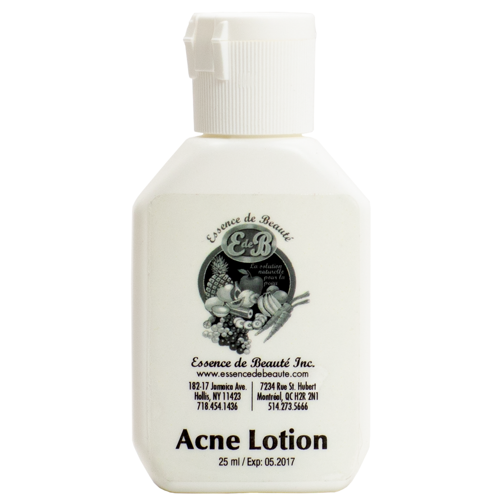Acne Lotion - Essence de Beauté