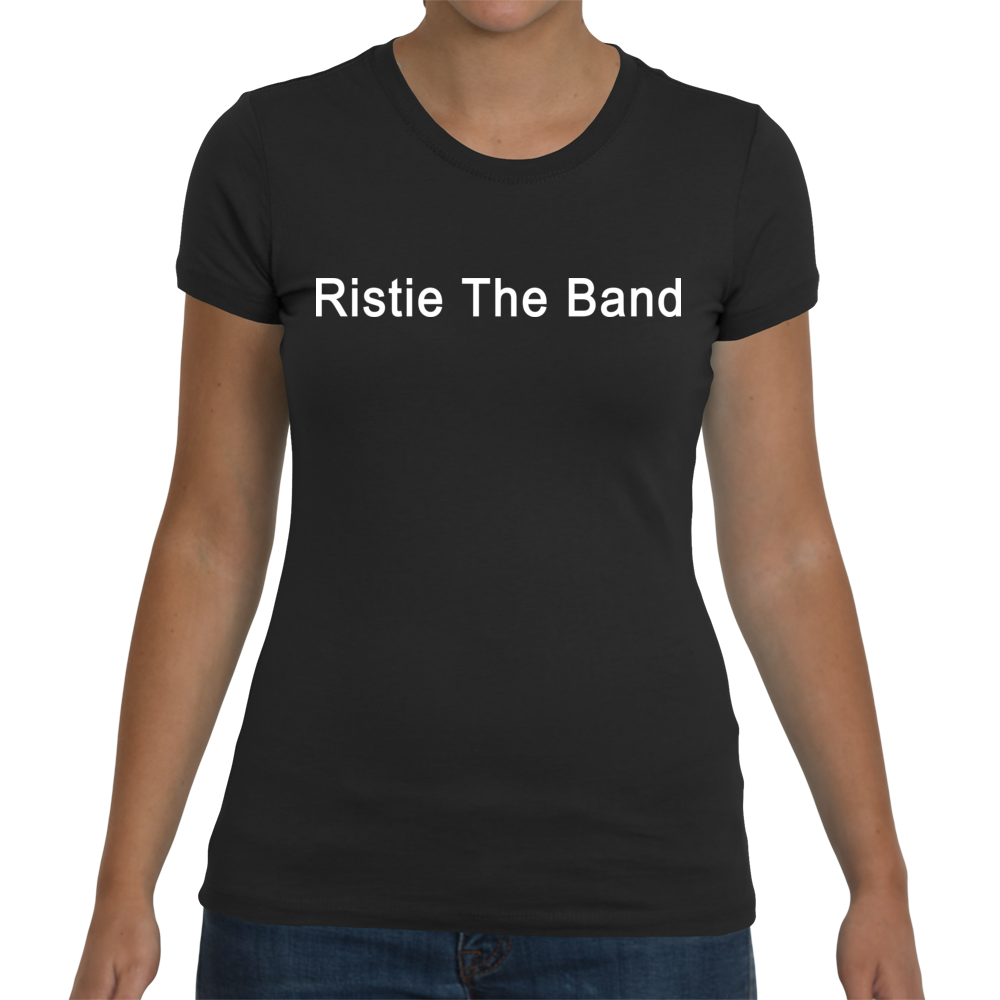 Ristie The Band Ladies' T-Shirt