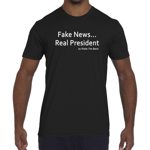 Fake News... Men's T-Shirt