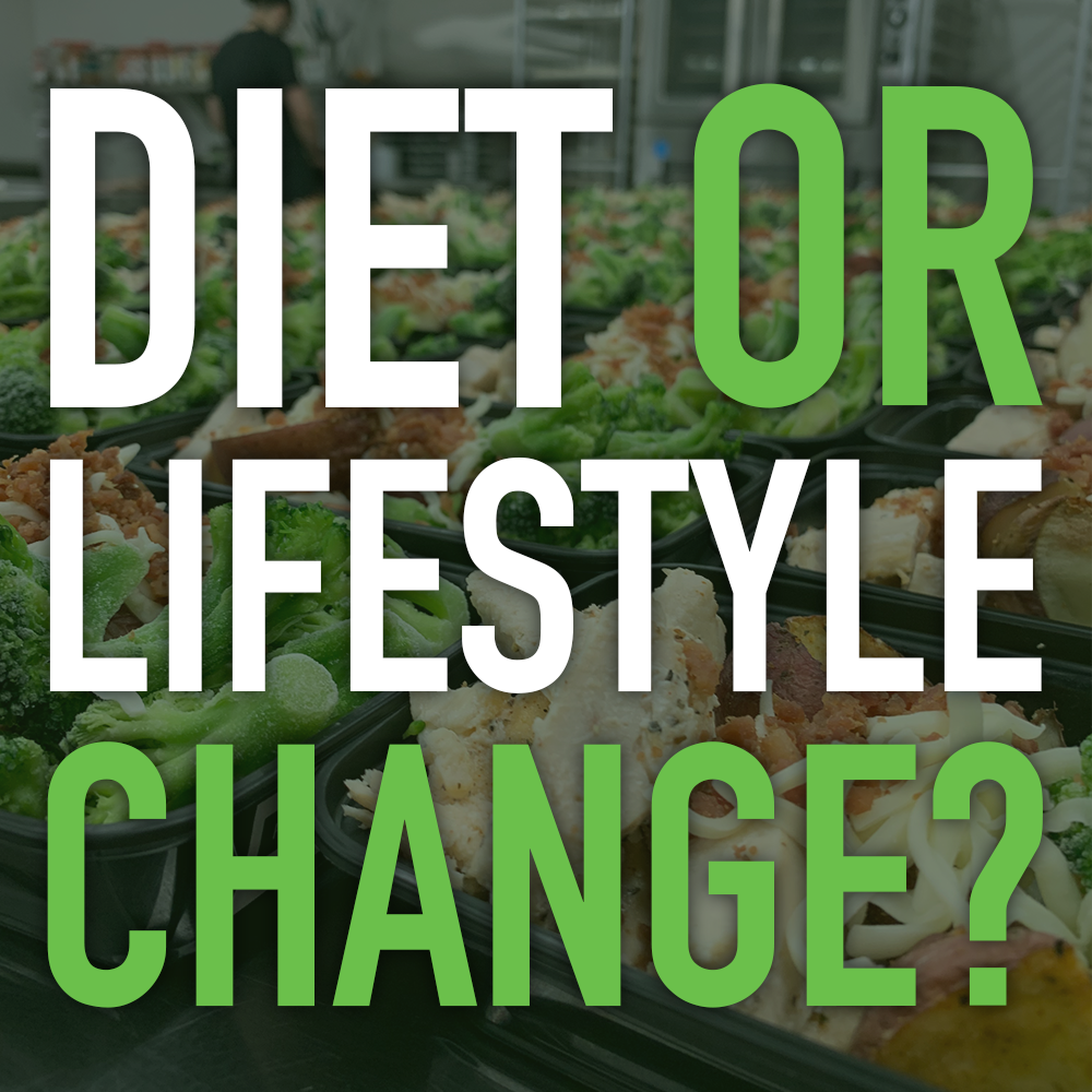 Diet or Lifestyle Change?