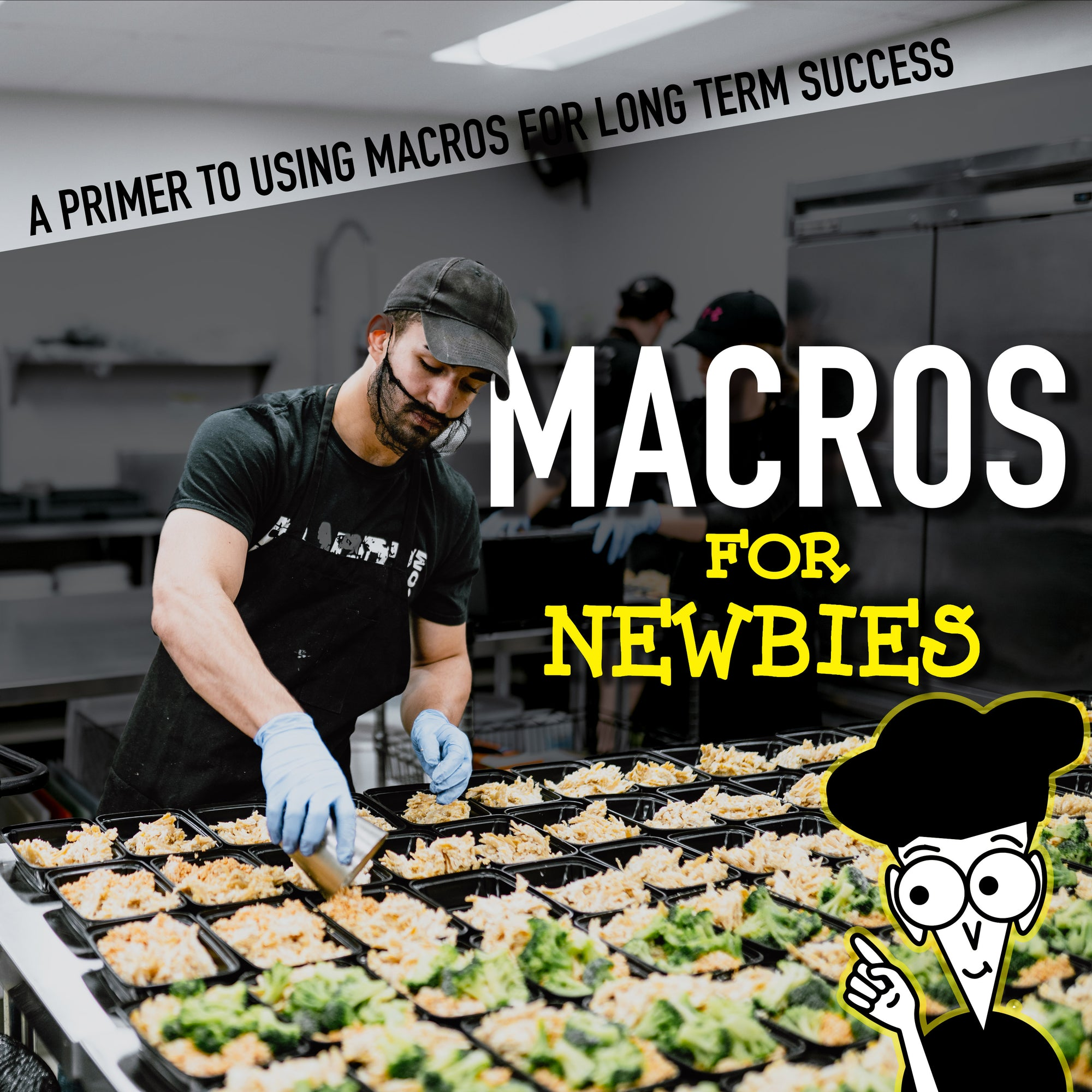 Macros for Newbies: The Importance of Macronutrients for Your Health