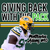 Giving Back with Montravius Adams of the Green Bay Packers