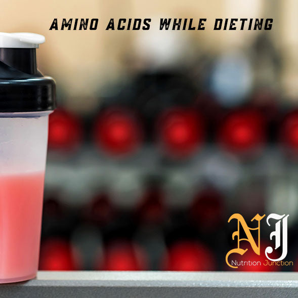 A Great Alternative To Sugary Drinks (Amino Acid Supplements)