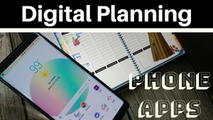 Planning and Productivity Apps I Use on My Phone