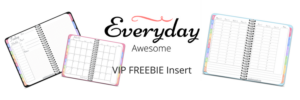 March Freebie for VIP Customers