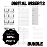 Planner Inserts - Big Bundle