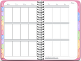 GoodNotes Undated Vertical Awesome Planner in Pink - Digital Planner - The Awesome Planner