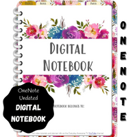 OneNote Notebook - Commonplace Book