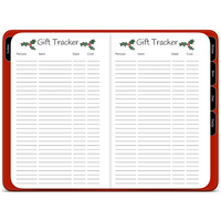 GoodNotes Holiday Planner - Digital With December Daily - Digital Planner - The Awesome Planner