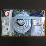 Newborn Baby Hamper - Blue -  The Little Frog Collective | Baby Clothes online store in Australia