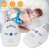 Baby Monitor - Dual-Way Communication - Audio Only - baby monitor The Little Frog Collective | Baby Clothes online store in Australia