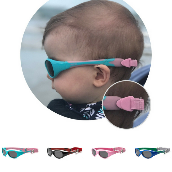 0+ Baby ~ Explorer - Sunnies 0+Baby The Little Frog Collective | Baby Clothes online store in Australia