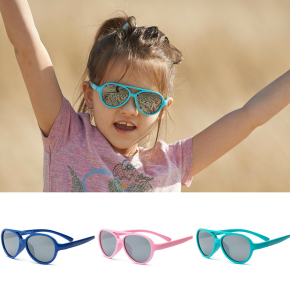 2+ Toddler ~ Sky - Sunnies Toddler 2+ The Little Frog Collective | Baby Clothes online store in Australia
