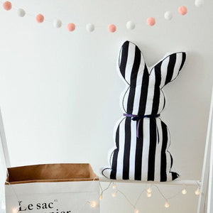Rabbit Decorative Cushion -  The Little Frog Collective | Baby Clothes online store in Australia