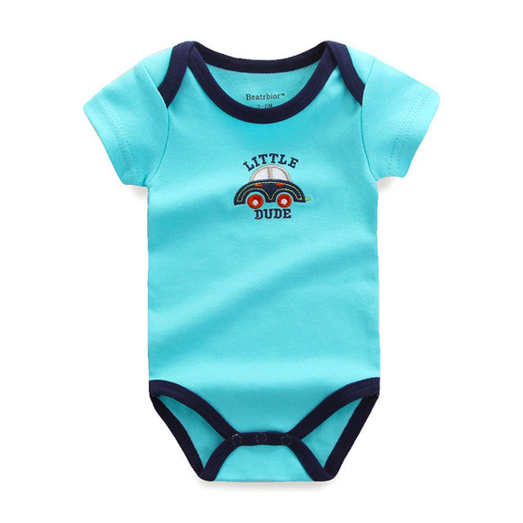 Premium Baby Boys Rompers - Assorted Designs and Colours -  The Little Frog Collective | Baby Clothes online store in Australia
