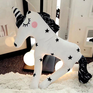 Unicorn Decorative Cushion -  The Little Frog Collective | Baby Clothes online store in Australia