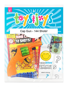 TOYS & JOYS: Cap Guns (18ct)