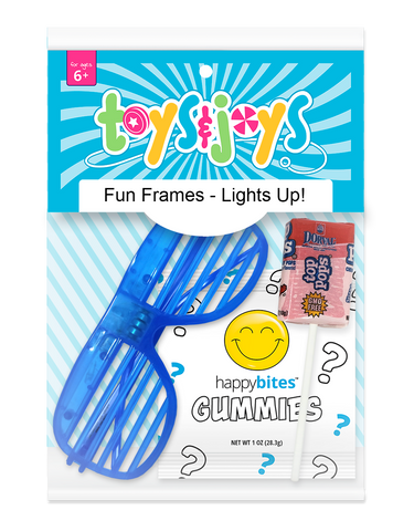 TOYS & JOYS: Fun Frames (18ct)
