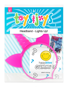 TOYS & JOYS: Headbands (18ct)