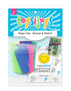 TOYS & JOYS: Play Clay (18ct)