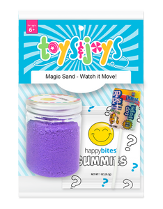 TOYS & JOYS: Magic Sand (18ct)