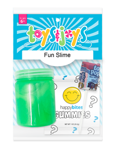 TOYS & JOYS: Fun Slime (18ct)