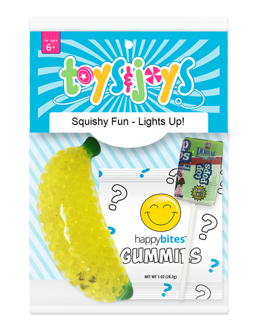 TOYS & JOYS: Squishy Fun (18ct)