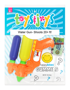 TOYS & JOYS: Water Guns (18ct)