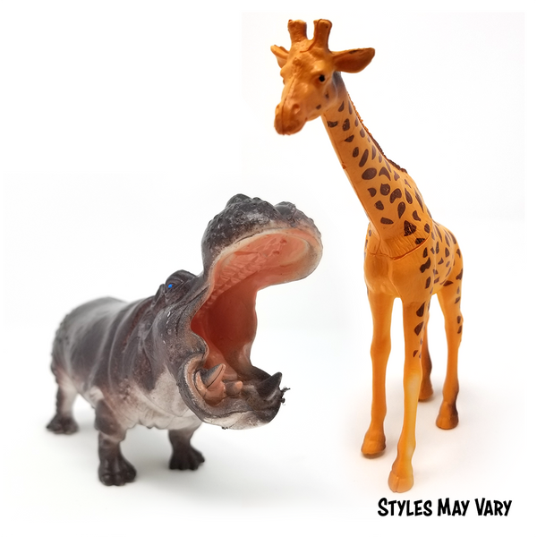TOYS & JOYS: Animal Kingdom (18ct)